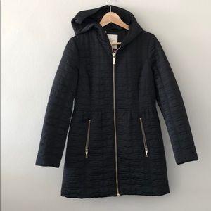 Kate Spade hooded Jacket